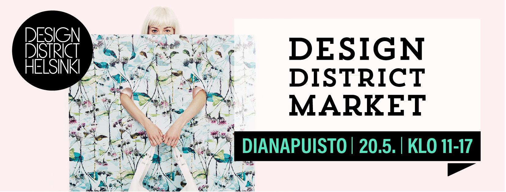 Galleria Mafka&Alakoski Design District Market 2017