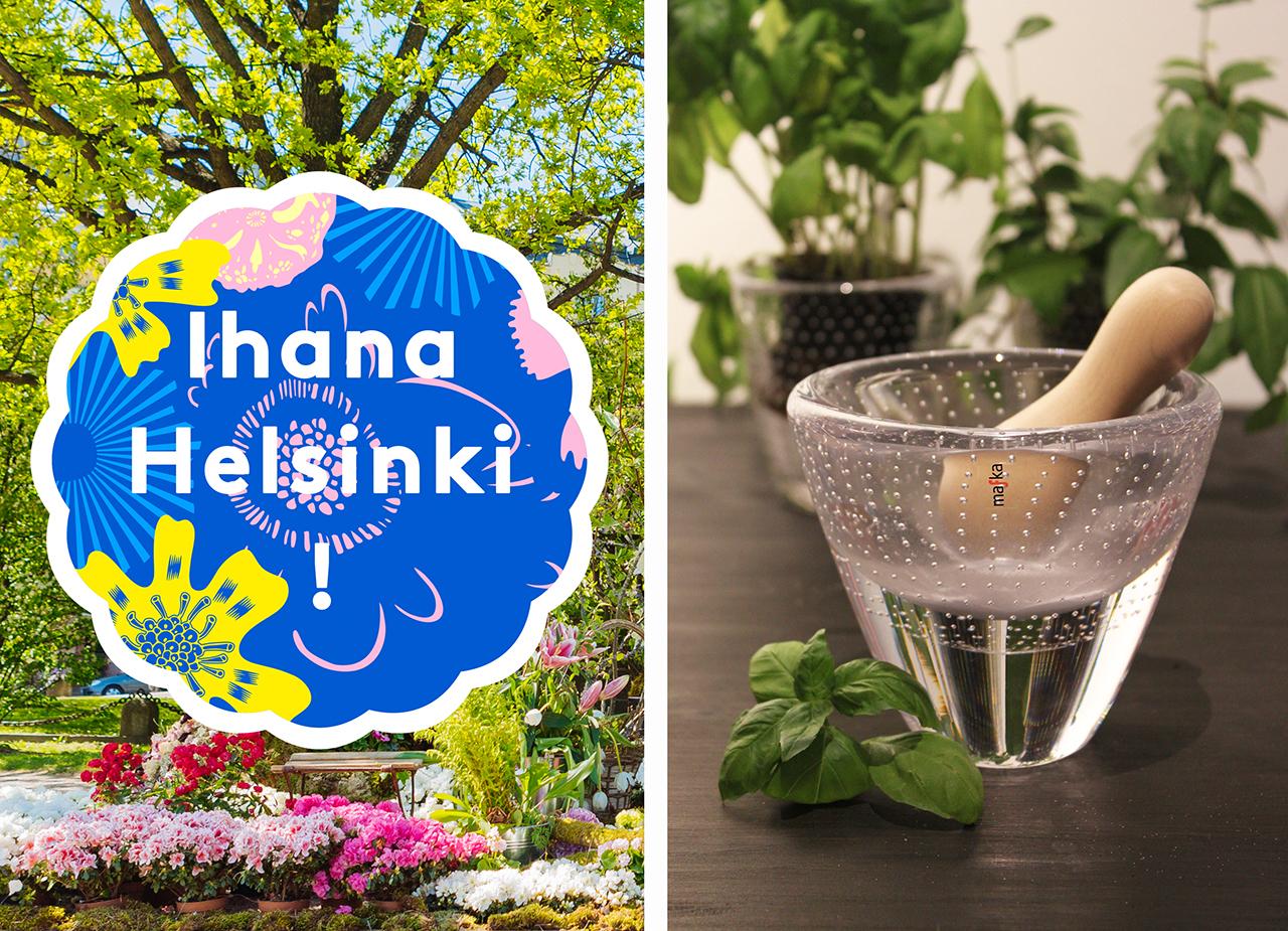 Galleria Mafka&Alakoski on mukana Ihana Helsinki kaupunkifestivaalissa lauantaina Design District Market tapahtumassa