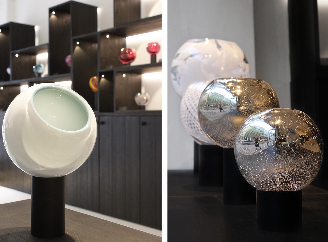 Keppuli glass art for Autism Foundation of Finland