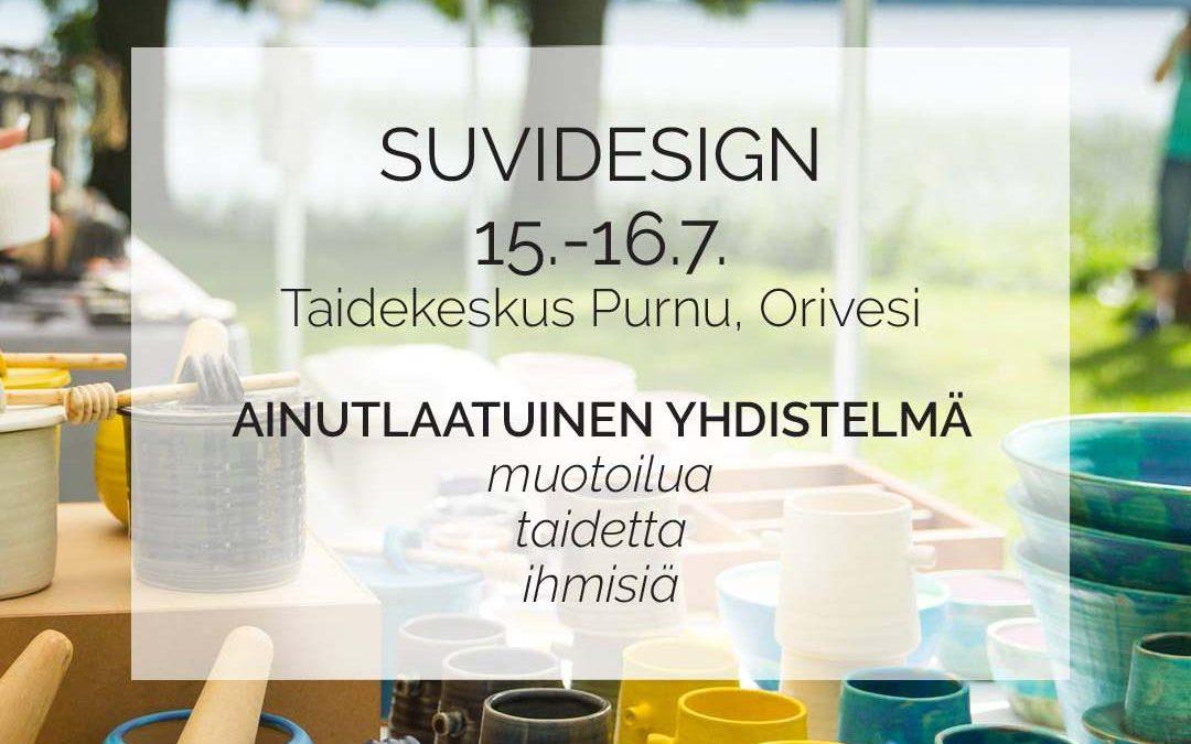 SuviDesign 15.-16.7.