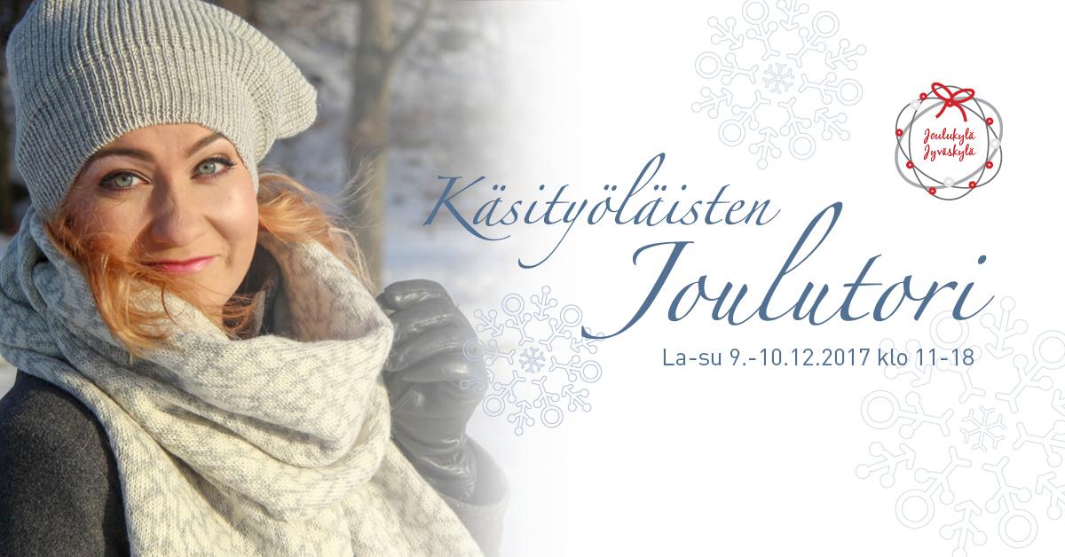 Suomen Käsityön museon joulutori