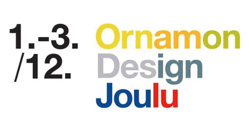Ornamo Design Joulu Kaapelitehtaalla