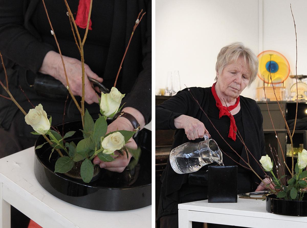 Liisa Ranka Nurminen, Sogetsu Ranka