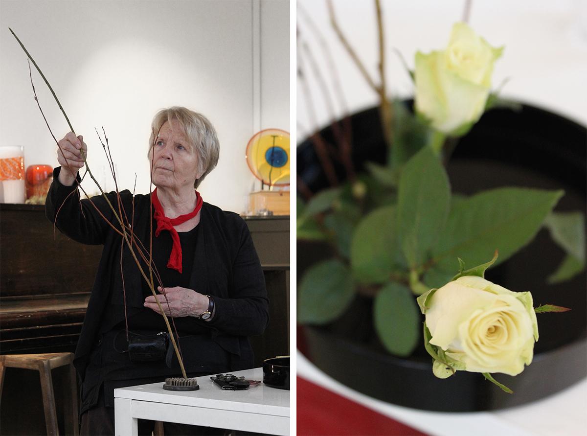 Liisa Ranka Nurminen, Sogetsu Ranka ikebana
