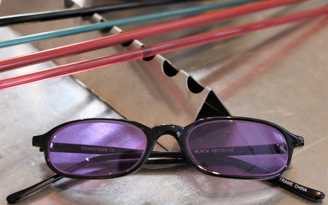 Heinäkuussa gallerialla lasihelmitunteja