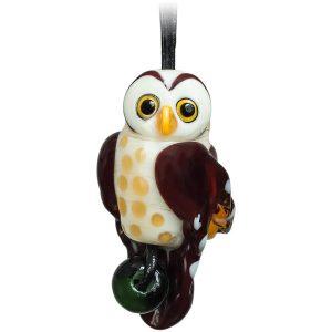 The Boreal Owl pendant