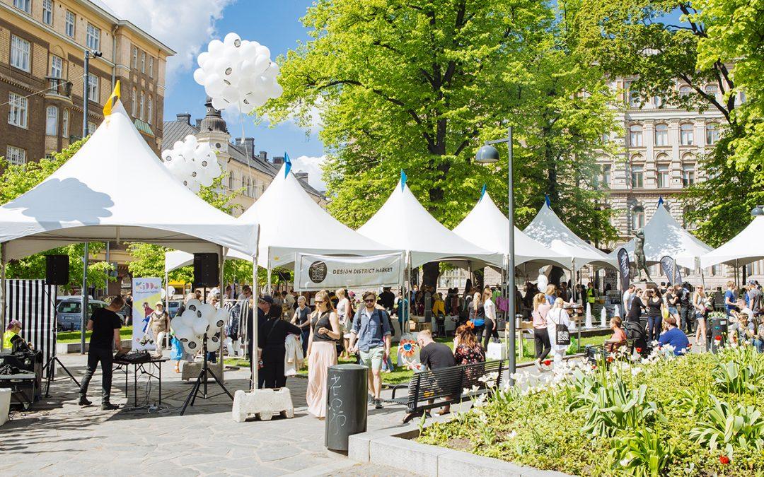 Ihana Helsinki & Design District Market
